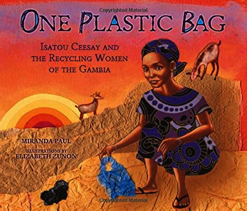 Social Justice Books for Elementary Readers: One Plastic Bag