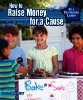 Social justice books for elementary students: How to Raise Money for a Cause