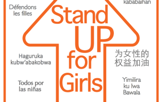 Lit World Stand Up For Girls