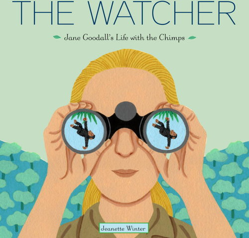 Picture Book Biographies about Women in STEM: The Watcher