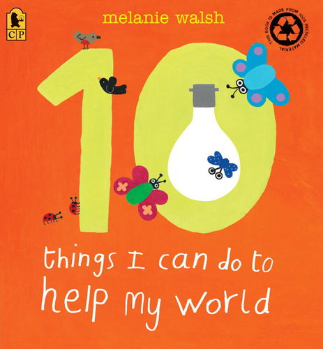 NGSS Picture Books: 10 Things I Can Do to Help My World