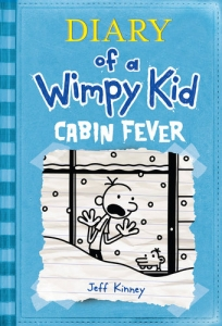 Diary of a Wimpy Kid Cabin Fever - Booksource