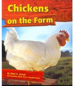 Chickens On The Farm by Marl C. Schuh - Booksource