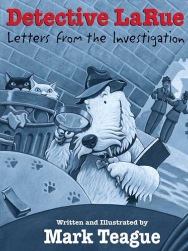 Mysteries in the Classroom: Detective LaRue