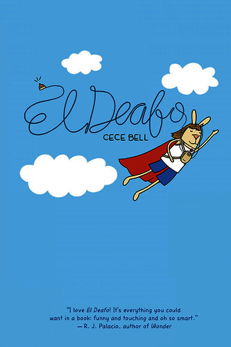 Small group instruction: El Deafo Cece Bell