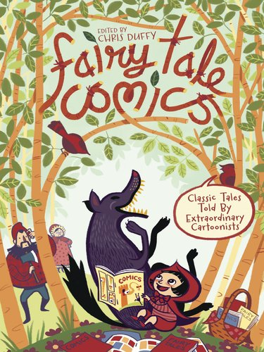 Fairy Tale Comics by Chris Ed. Duffy