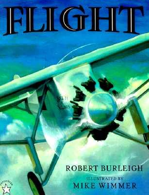 Lesson on Charles Lindbergh's Transatlantic Flight Featuring Flight by Robert Burleigh