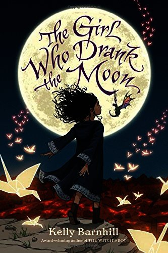 2017 Caldecott and Newbery Medal Winners: The Girl Who Drank the Moon