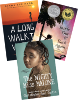 Historical Fiction Middle School