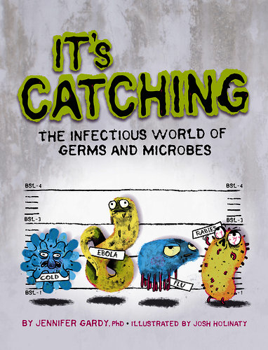 It's Catching book
