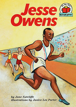 Jesse Owens On My Own Biographies