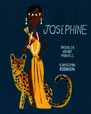 Jose[hine: The Dazzling Life of Josephine Baker by Patricia Hruby Powell