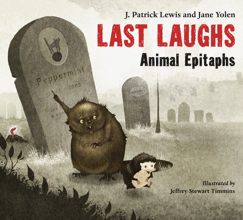 Last Laughs Animal Epitaphs