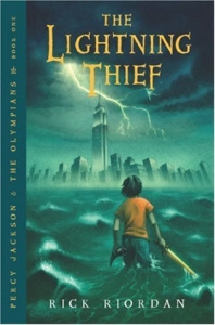 The Lightning Thief by Rick Riordan - Booksource