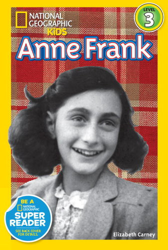 National Geographic Kids Anne Frank