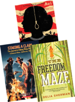 New Historical Fiction Middle School