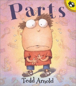 Parts by Tedd Arnold - Booksource