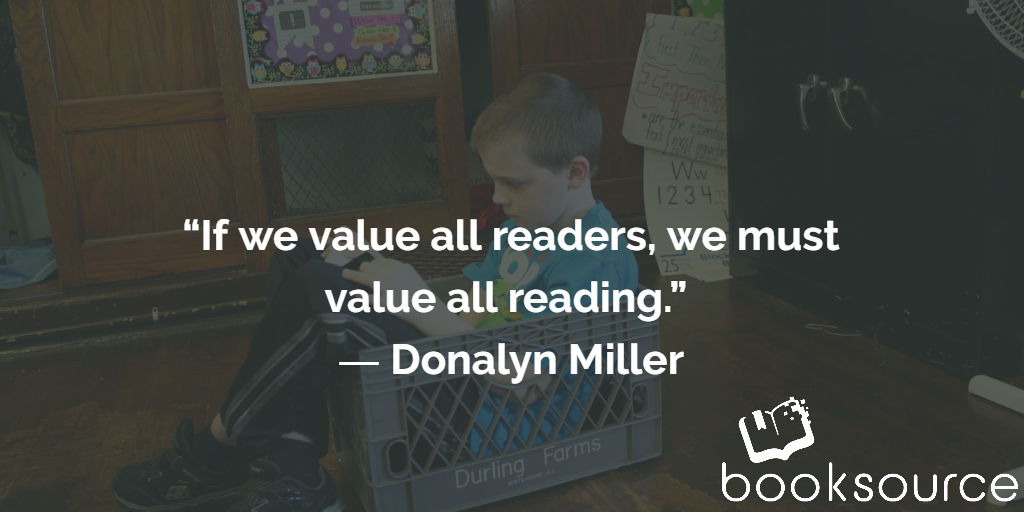 Donalyn Miller Quote