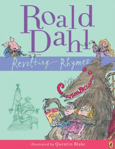 Revolting Rhymes by Roald Dahl - Booksource