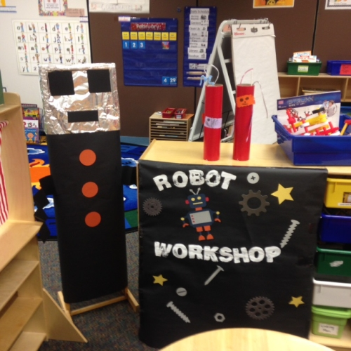 Robot in the Classroom2
