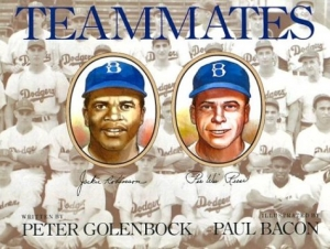 Teammates by Peter Golenbock and Paul Bacon- Booksource