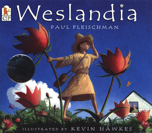 Small group instruction: Weslandia