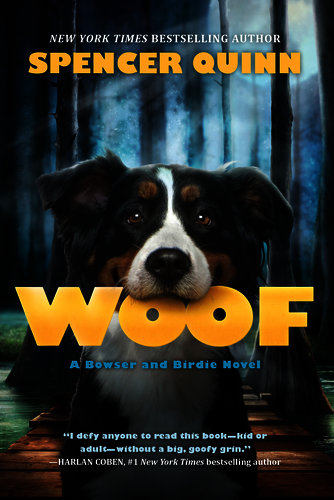 Woof by Spencer Quinn