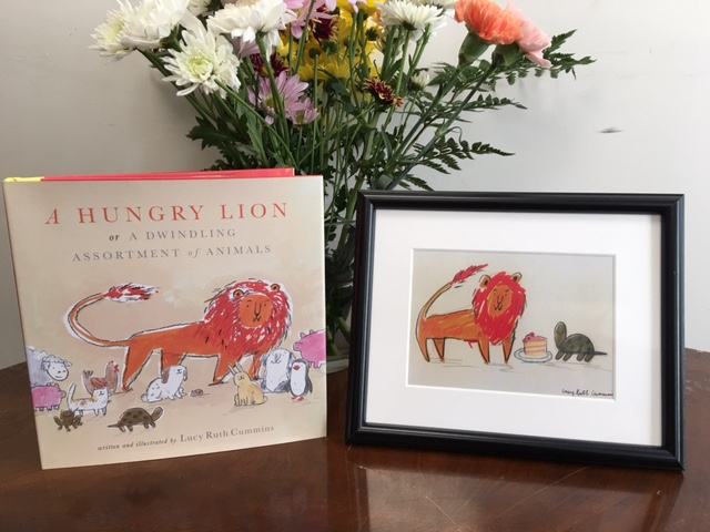 A Hungry Lion, Or A Dwindling Assortment Of Animals Giveaway