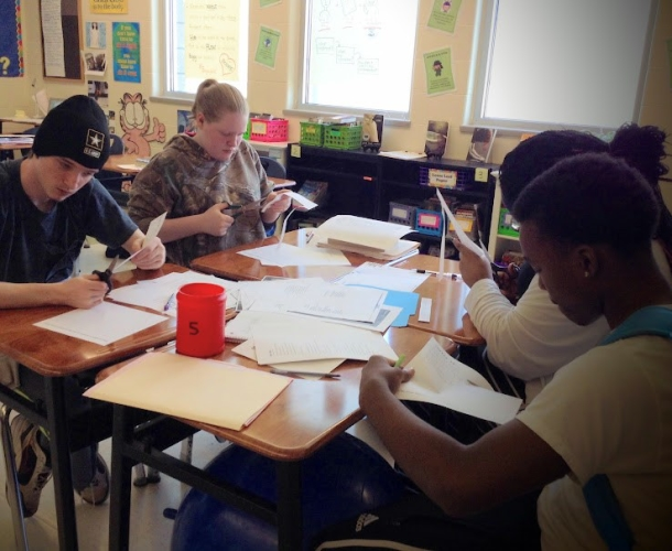 What Worked: Reading Groups