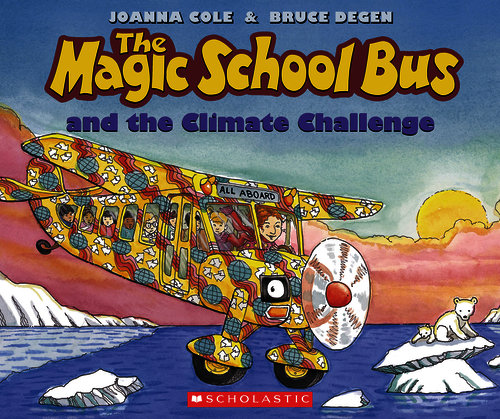 NGSS Picture Books: The Magic School Bus and the Climate Challenge