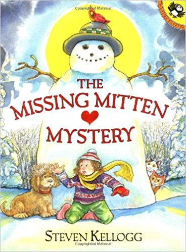 Mysteries in the Classroom: The Missing Mitten Mystery