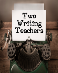Free professional development resources for teachers: two writing teachers