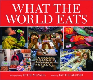 What The World Eats - Booksource