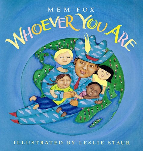 Whoever You Are: International Literacy Day