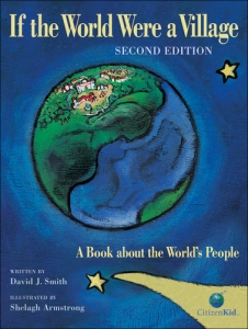 If the World Were a Village - A Book about the World's People - Booksource