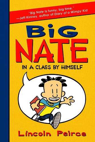 Books Like Diary of a Wimpy Kid: Big Nate