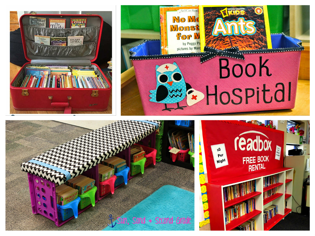 booksource banter 10 clever classroom library hacks to help