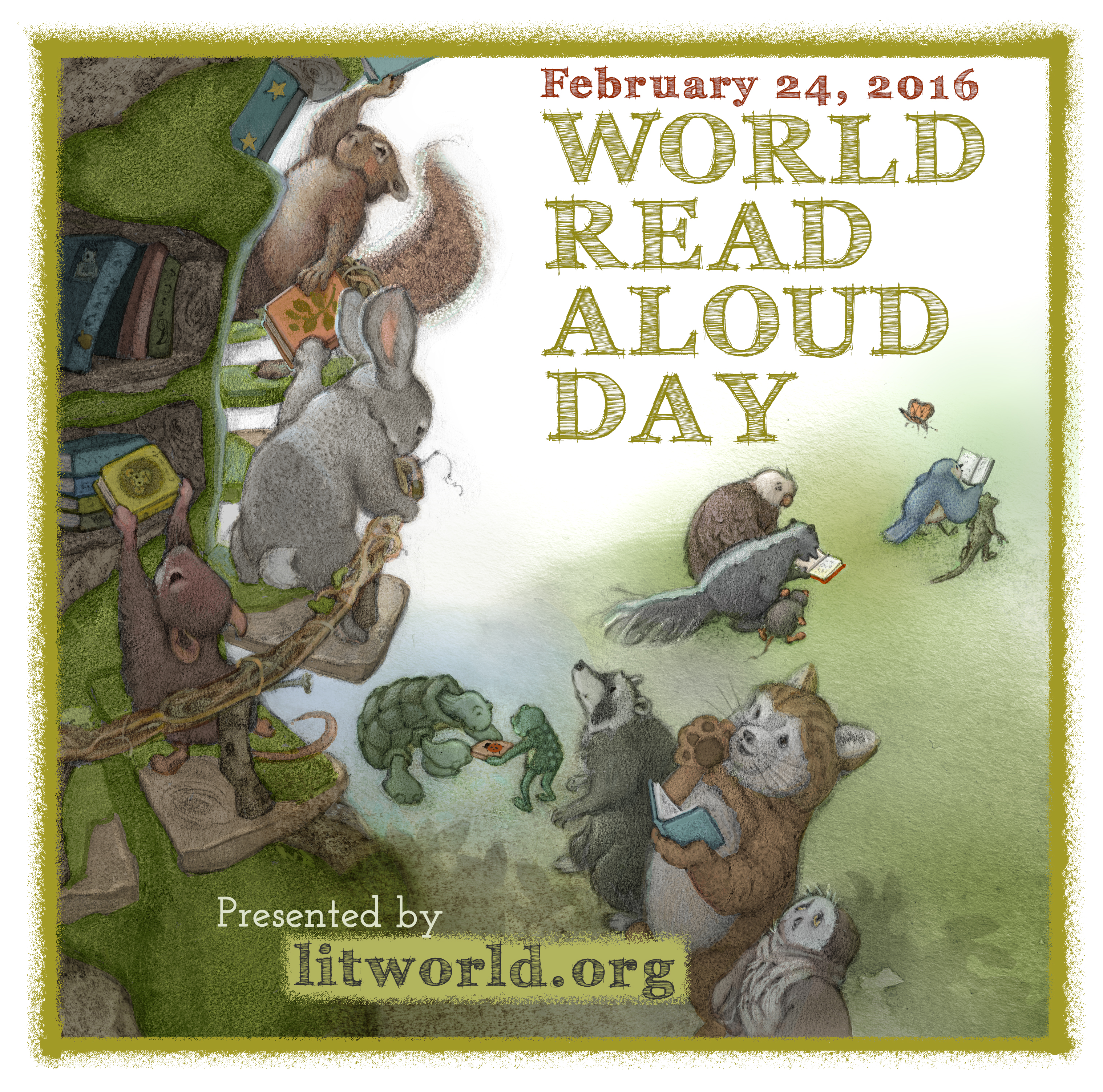 Join the World Read Aloud Day Movement | Booksource Banter