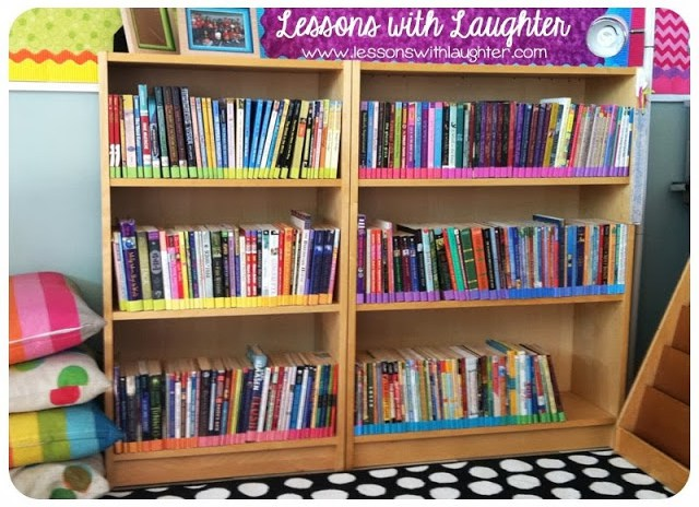Cool 10 Clever Classroom Library Hacks For Teachers Booksource Home Interior And Landscaping Spoatsignezvosmurscom