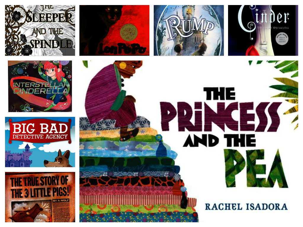 14 Not-So-Traditional Fairy Tales That Help Build Literacy