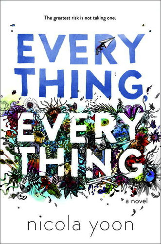 Image result for everything, everything cover